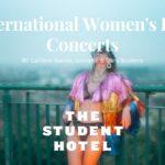 Onze singer-songwriters treden op ter ere van Internationale Vrouwendag
